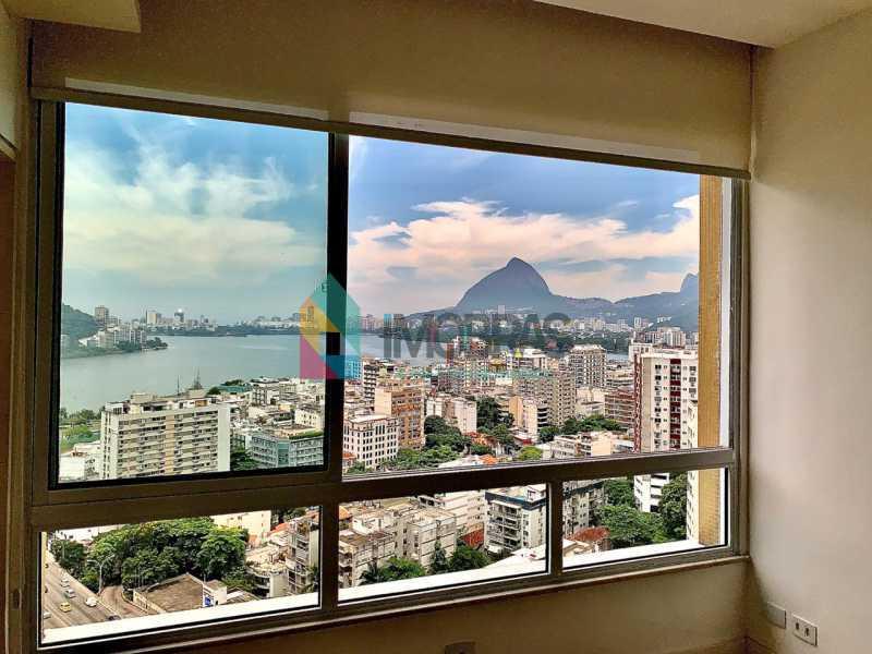 28 - Apartamento 2 quartos à venda Jardim Botânico, IMOBRAS RJ - R$ 1.250.000 - BOAP21057 - 29