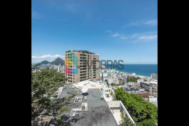 1 - Apartamento 3 quartos à venda Leblon, IMOBRAS RJ - R$ 4.400.000 - BOAP30797 - 20