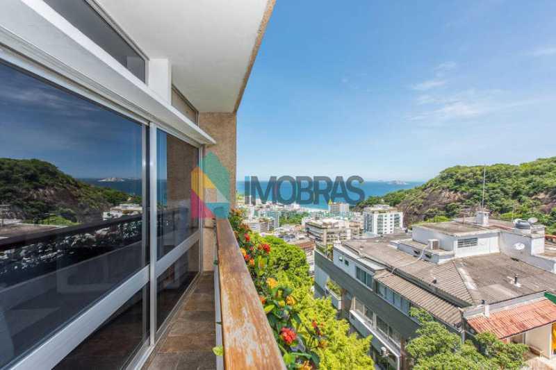 2 - Apartamento 3 quartos à venda Leblon, IMOBRAS RJ - R$ 4.400.000 - BOAP30797 - 1