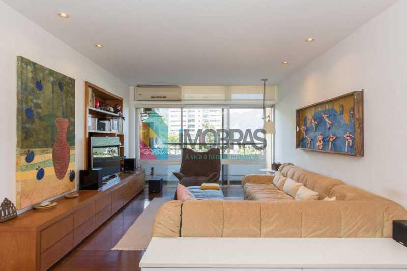 3 - Apartamento 3 quartos à venda Leblon, IMOBRAS RJ - R$ 4.400.000 - BOAP30797 - 3