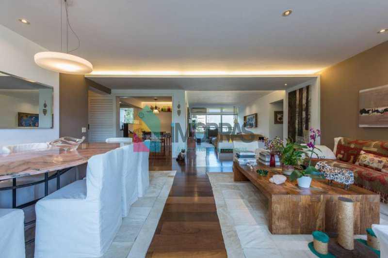 4 - Apartamento 3 quartos à venda Leblon, IMOBRAS RJ - R$ 4.400.000 - BOAP30797 - 4