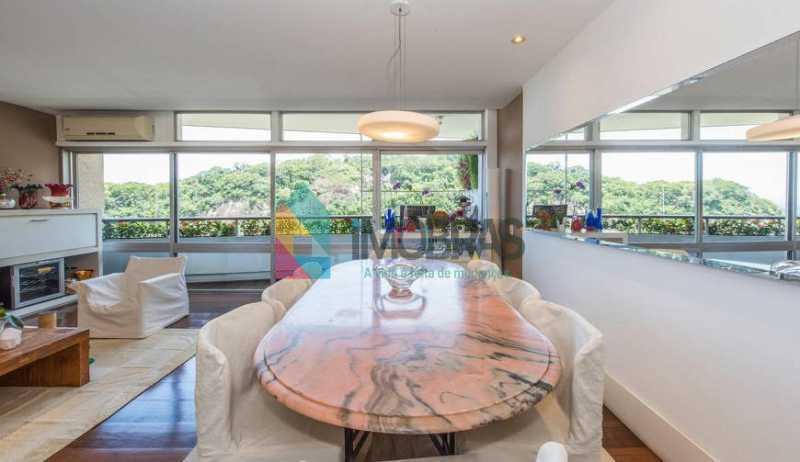 5 - Apartamento 3 quartos à venda Leblon, IMOBRAS RJ - R$ 4.400.000 - BOAP30797 - 5