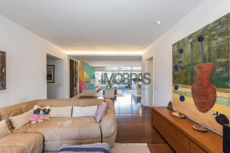 7 - Apartamento 3 quartos à venda Leblon, IMOBRAS RJ - R$ 4.400.000 - BOAP30797 - 7