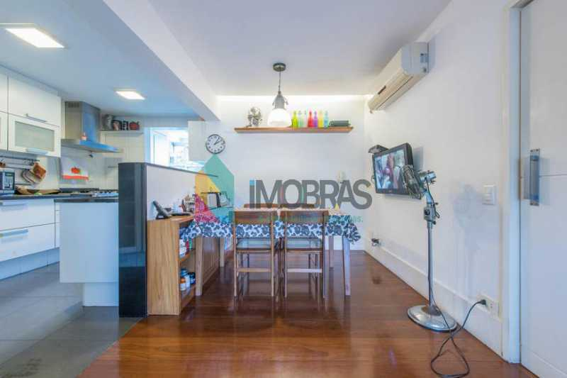 8 - Apartamento 3 quartos à venda Leblon, IMOBRAS RJ - R$ 4.400.000 - BOAP30797 - 8