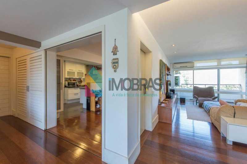 9 - Apartamento 3 quartos à venda Leblon, IMOBRAS RJ - R$ 4.400.000 - BOAP30797 - 9