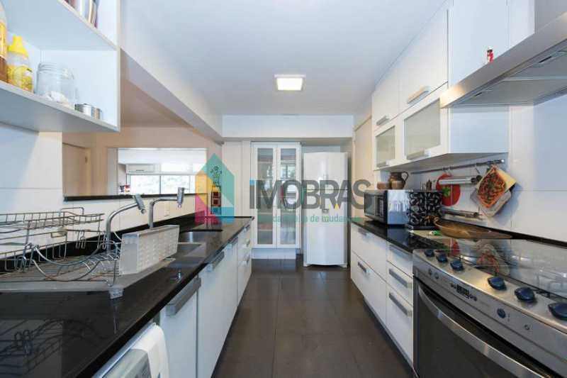 10 - Apartamento 3 quartos à venda Leblon, IMOBRAS RJ - R$ 4.400.000 - BOAP30797 - 15