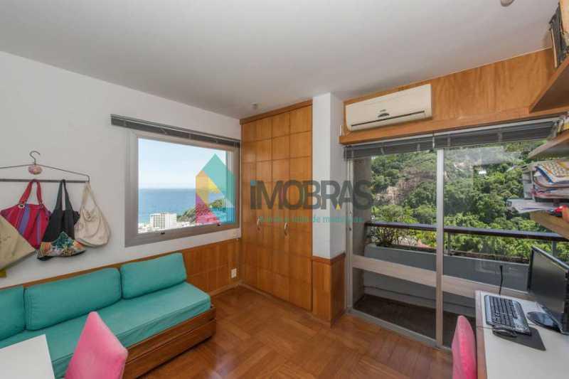 11 - Apartamento 3 quartos à venda Leblon, IMOBRAS RJ - R$ 4.400.000 - BOAP30797 - 10