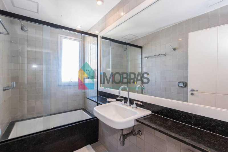13 - Apartamento 3 quartos à venda Leblon, IMOBRAS RJ - R$ 4.400.000 - BOAP30797 - 19