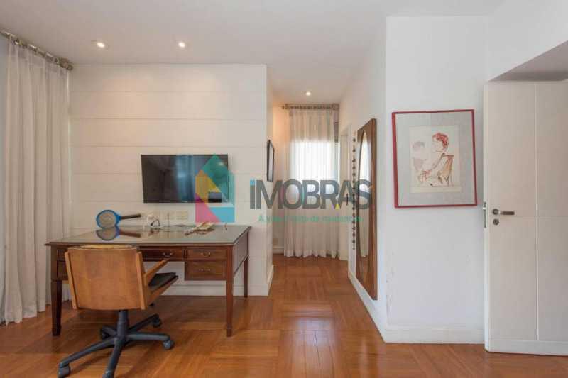 15 - Apartamento 3 quartos à venda Leblon, IMOBRAS RJ - R$ 4.400.000 - BOAP30797 - 13