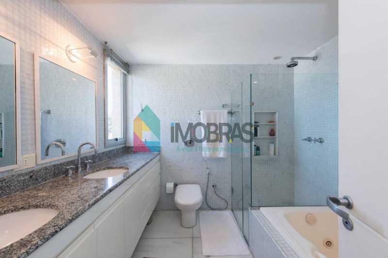 18 - Apartamento 3 quartos à venda Leblon, IMOBRAS RJ - R$ 4.400.000 - BOAP30797 - 18