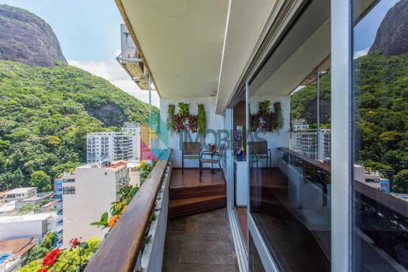 19 - Apartamento 3 quartos à venda Leblon, IMOBRAS RJ - R$ 4.400.000 - BOAP30797 - 16