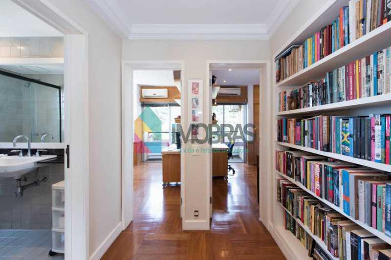 20 - Apartamento 3 quartos à venda Leblon, IMOBRAS RJ - R$ 4.400.000 - BOAP30797 - 17