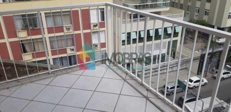 eb97590d-12f5-482b-8e57-f90a7c - Apartamento 3 quartos para alugar Botafogo, IMOBRAS RJ - R$ 4.000 - BOAP30802 - 3