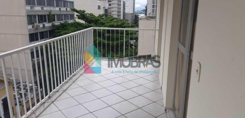 177b38eb-9540-460f-ba5a-01ed26 - Apartamento 3 quartos para alugar Botafogo, IMOBRAS RJ - R$ 4.000 - BOAP30802 - 1