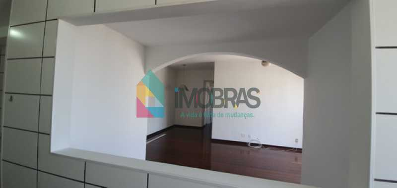 2 - Apartamento 2 quartos à venda Humaitá, IMOBRAS RJ - R$ 915.000 - BOAP21065 - 6