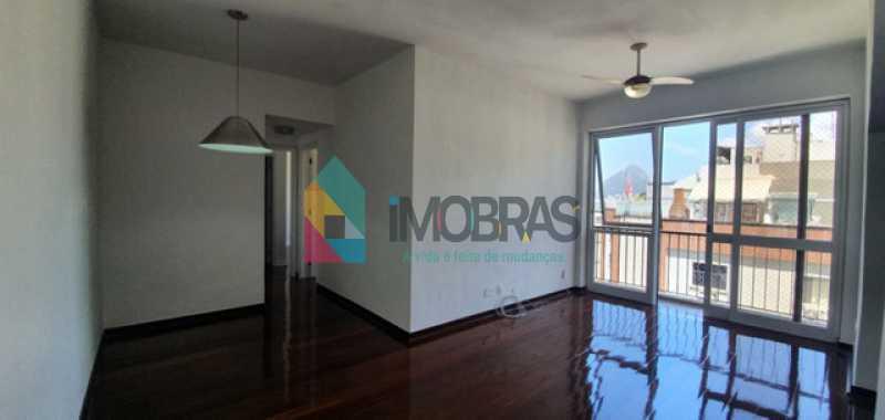 4 - Apartamento 2 quartos à venda Humaitá, IMOBRAS RJ - R$ 915.000 - BOAP21065 - 7