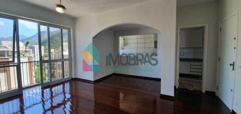 5 - Apartamento 2 quartos à venda Humaitá, IMOBRAS RJ - R$ 915.000 - BOAP21065 - 1