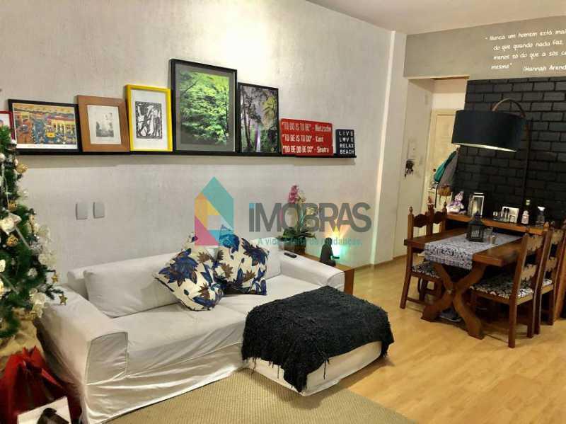 5 - Apartamento 2 quartos à venda Humaitá, IMOBRAS RJ - R$ 840.000 - BOAP21080 - 3