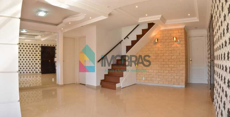 2 - Excelente cobertura duplex localizada próximo ao metrô da estação Uruguai em rua residencial e arborizada. - BOCO30058 - 3