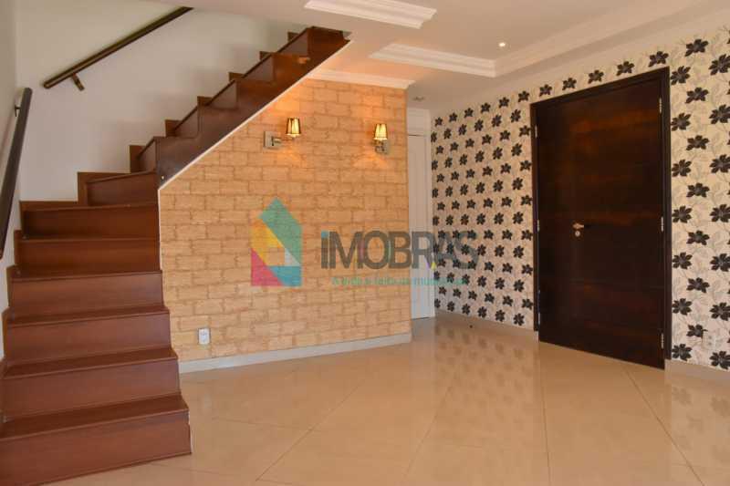 3 - Excelente cobertura duplex localizada próximo ao metrô da estação Uruguai em rua residencial e arborizada. - BOCO30058 - 4