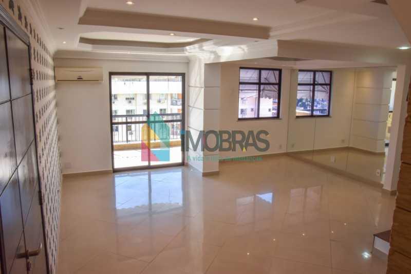 4 - Excelente cobertura duplex localizada próximo ao metrô da estação Uruguai em rua residencial e arborizada. - BOCO30058 - 5
