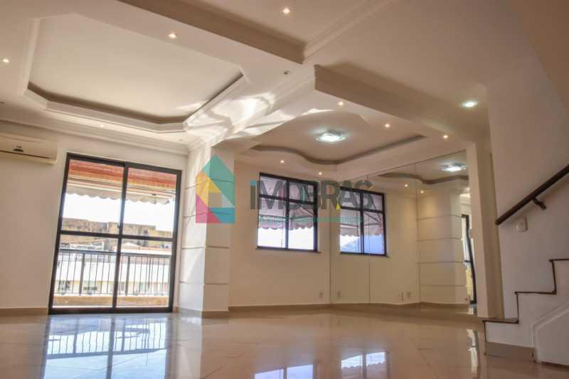 5 - Excelente cobertura duplex localizada próximo ao metrô da estação Uruguai em rua residencial e arborizada. - BOCO30058 - 6
