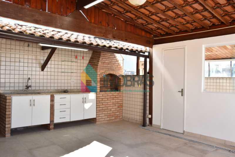 6 - Excelente cobertura duplex localizada próximo ao metrô da estação Uruguai em rua residencial e arborizada. - BOCO30058 - 7
