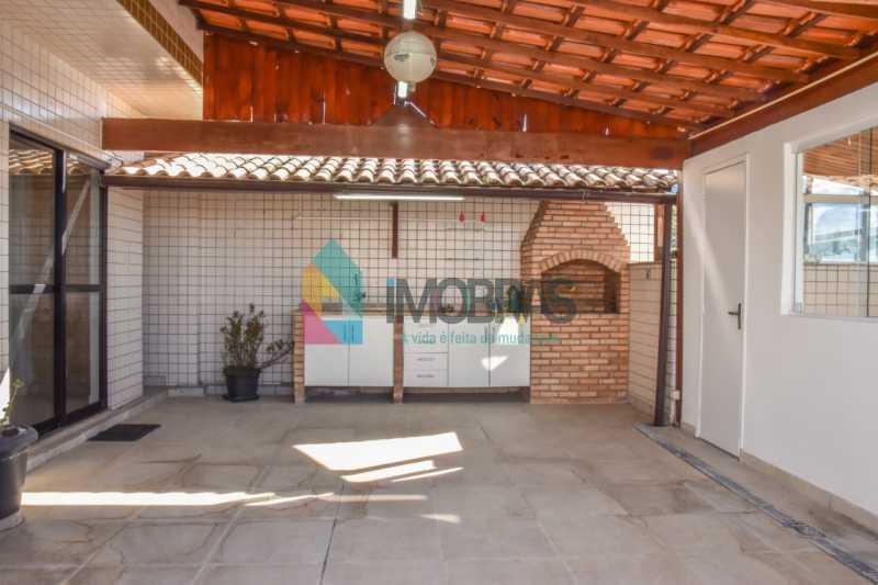 7 - Excelente cobertura duplex localizada próximo ao metrô da estação Uruguai em rua residencial e arborizada. - BOCO30058 - 8