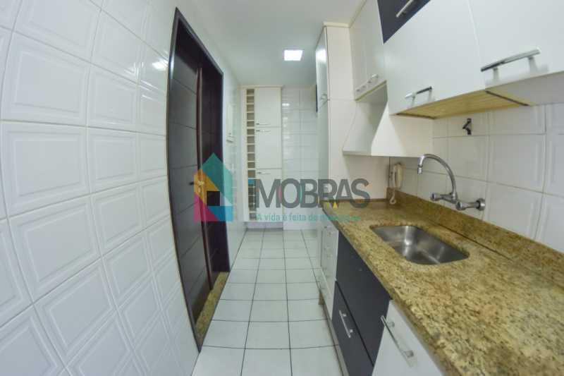 13 - Excelente cobertura duplex localizada próximo ao metrô da estação Uruguai em rua residencial e arborizada. - BOCO30058 - 14