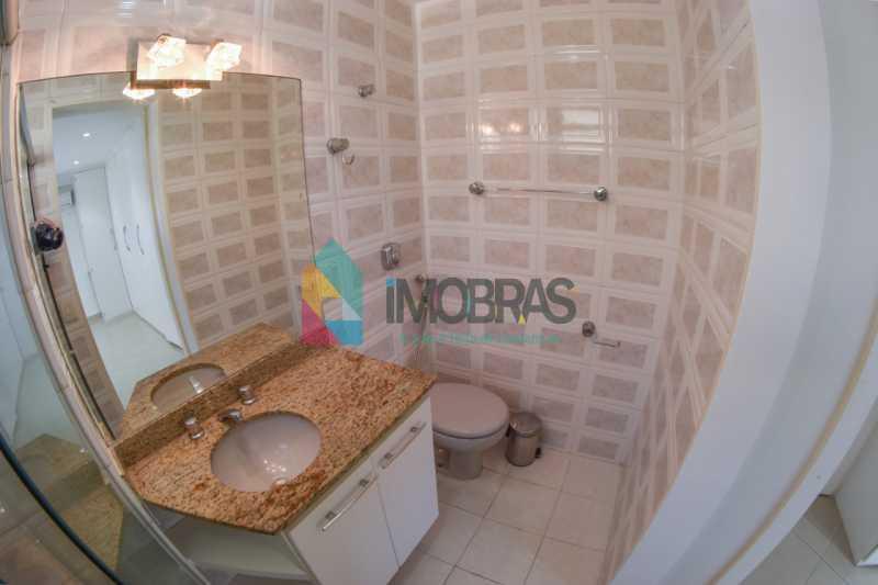 15 - Excelente cobertura duplex localizada próximo ao metrô da estação Uruguai em rua residencial e arborizada. - BOCO30058 - 16