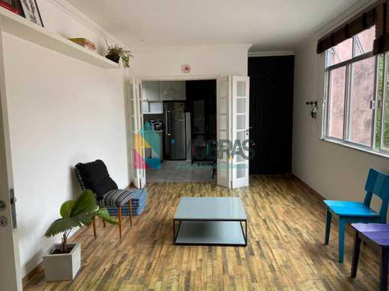 2 - Apartamento à venda Rua Marquês de Sabará,Jardim Botânico, IMOBRAS RJ - R$ 1.210.000 - CPAP21170 - 1