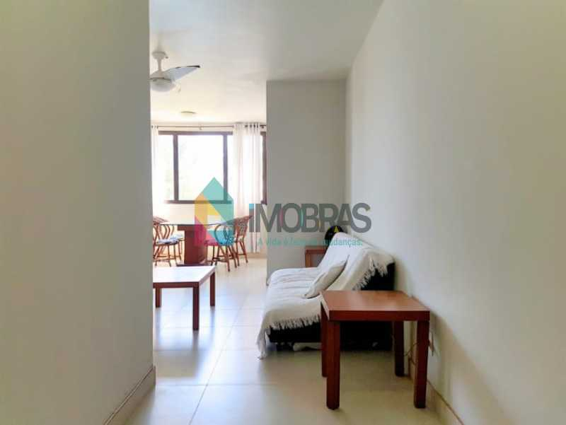 2 - Apartamento à venda Avenida Lúcio Costa,Barra da Tijuca, Rio de Janeiro - R$ 1.000.000 - CPAP21187 - 1