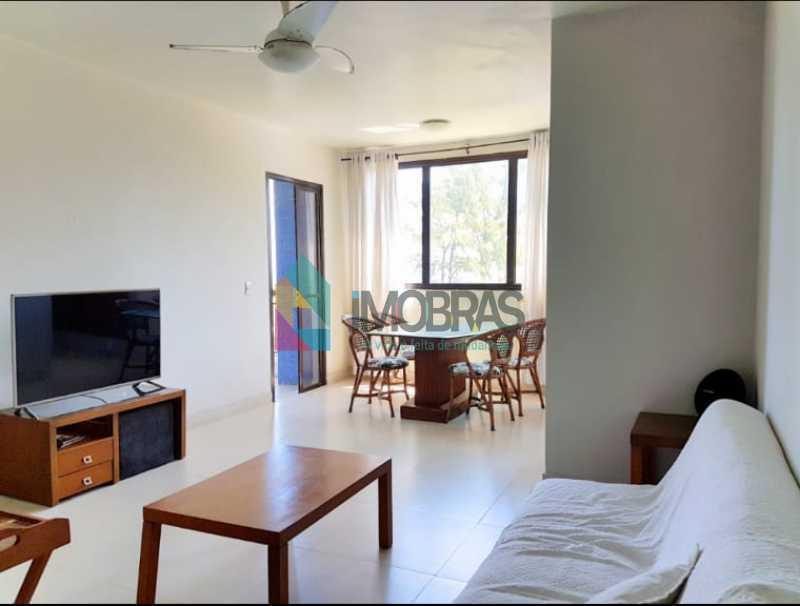 4 - Apartamento à venda Avenida Lúcio Costa,Barra da Tijuca, Rio de Janeiro - R$ 1.000.000 - CPAP21187 - 4