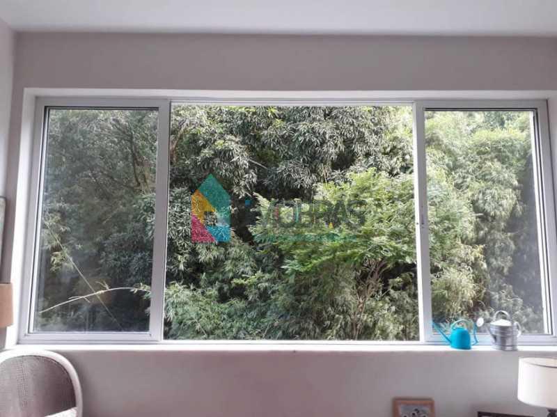 d365ee65ea7834f18dd150adec025c - Apartamento indevassável no Cosme Velho, totalmente virado para a floresta e com vista para o Cristo Redentor. - CPAP21213 - 21