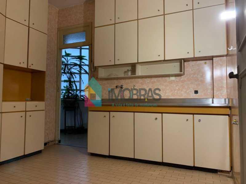 5 - Apartamento à venda Avenida Nossa Senhora de Copacabana,Leme, IMOBRAS RJ - R$ 1.100.000 - CPAP31467 - 6