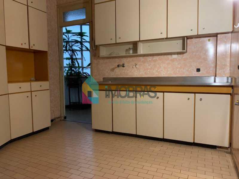 8 - Apartamento à venda Avenida Nossa Senhora de Copacabana,Leme, IMOBRAS RJ - R$ 1.100.000 - CPAP31467 - 9