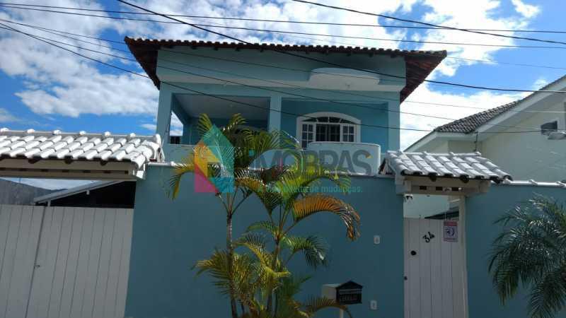 7194d7b6-70f2-4782-be3b-f34429 - CASA DUPLEX EM CONDOMÍNIO FECHADO EM VARGEM PEQUENA!!! - CPCN40006 - 1