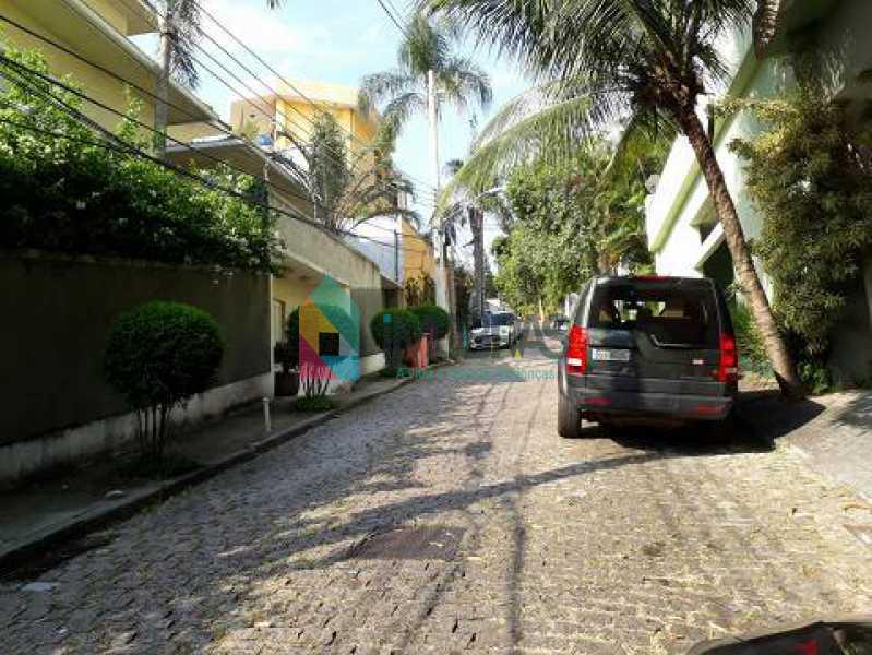 4 - Terreno Bifamiliar à venda Rua Casuarina,Humaitá, IMOBRAS RJ - R$ 3.000.000 - CPBF00001 - 19