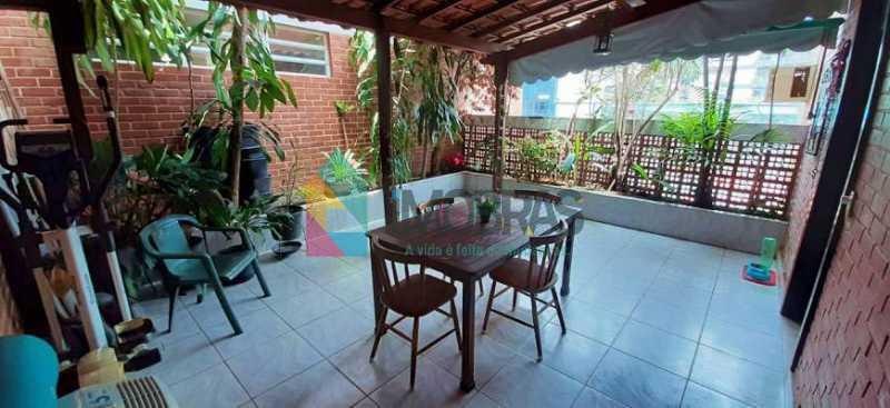 0fce67c9df3e39435f7d9c6f06fa5c - Maravilhosa Casa Duplex em condomínio Fechado em Botafogo - CPCN30003 - 1