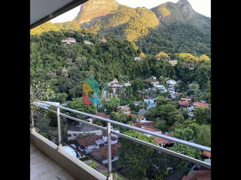 1 - Apartamento 4 quartos à venda São Conrado, IMOBRAS RJ - R$ 2.100.000 - CPAP40319 - 1