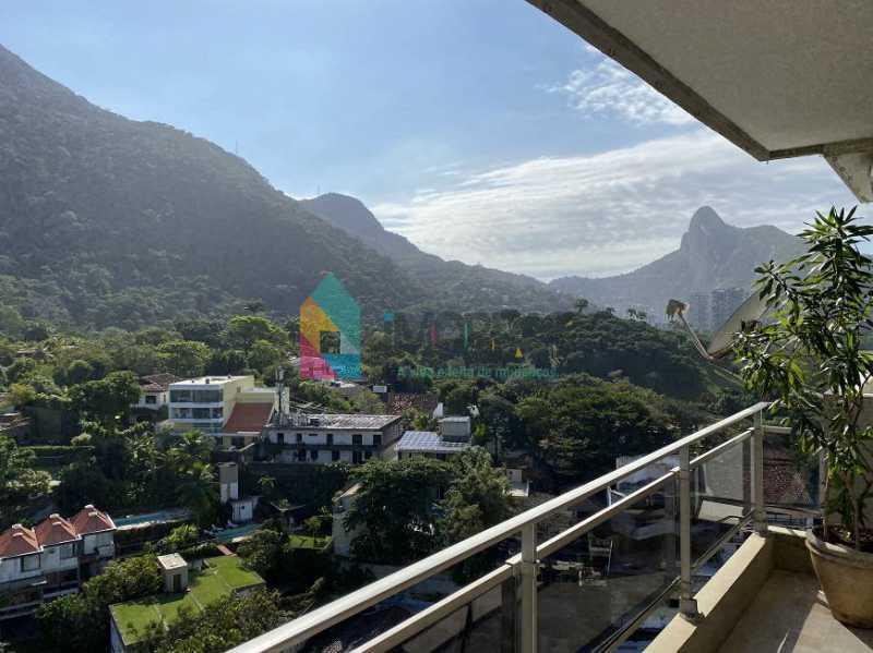 20 - Apartamento 4 quartos à venda São Conrado, IMOBRAS RJ - R$ 2.100.000 - CPAP40319 - 15