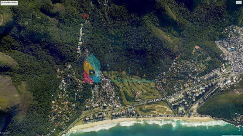 thumbnail_venda 02 - vista aer - Terreno Residencial à venda São Conrado, IMOBRAS RJ - R$ 700.000 - CPTR00001 - 3