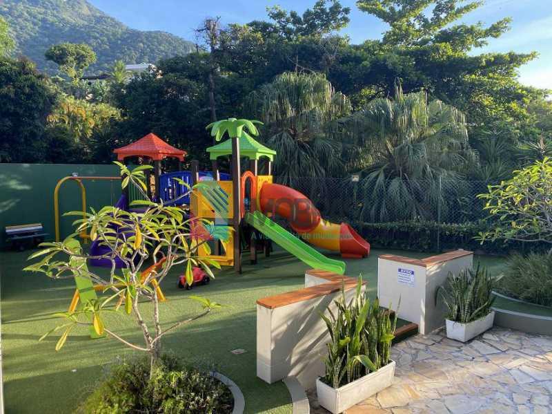 17 - Vende-se Apartamento alto padrão no bairro de São Conrado. - CPAP31525 - 18