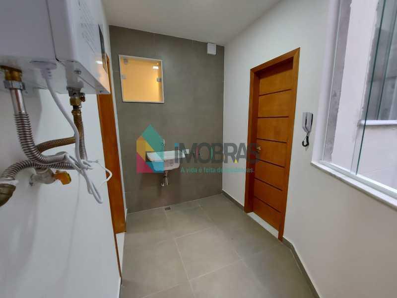 27 - Excelente apartamento de 3 quartos, sendo 1 suíte reformado no Leme - CPAP31551 - 22