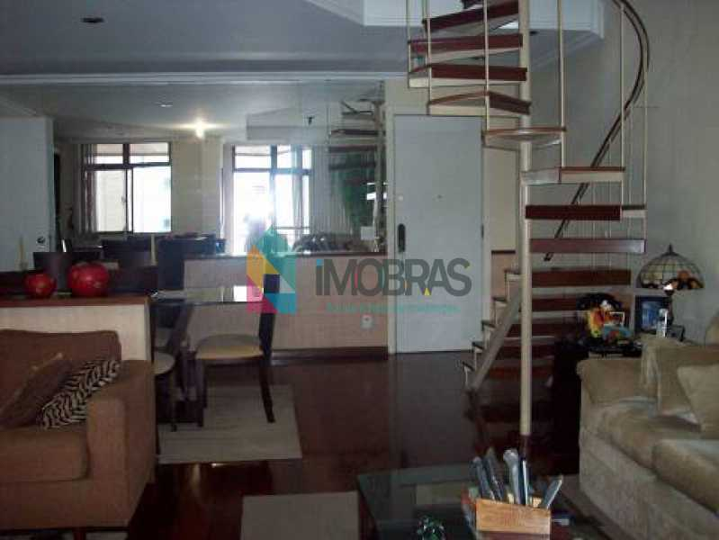 3da1178d5bec099c9ce0f6de4e5df3 - Cobertura à venda Rua Desembargador Burle,Humaitá, IMOBRAS RJ - R$ 2.600.000 - CPCO30070 - 6