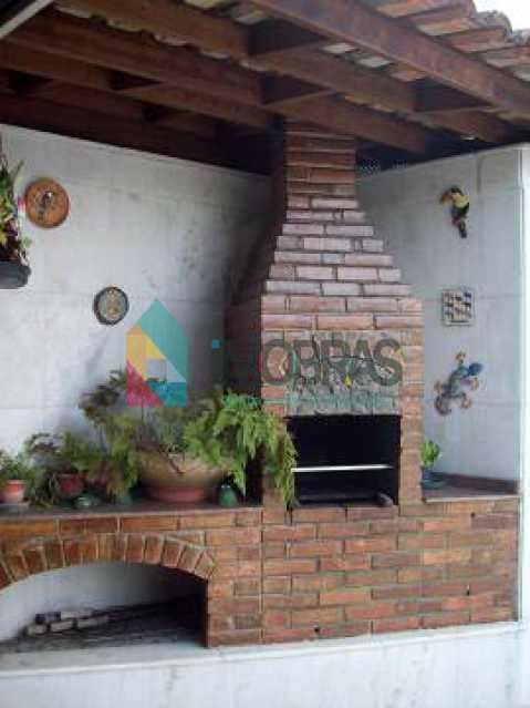b8282ec32df54f76637383cf01a0fc - Cobertura à venda Rua Desembargador Burle,Humaitá, IMOBRAS RJ - R$ 2.600.000 - CPCO30070 - 5