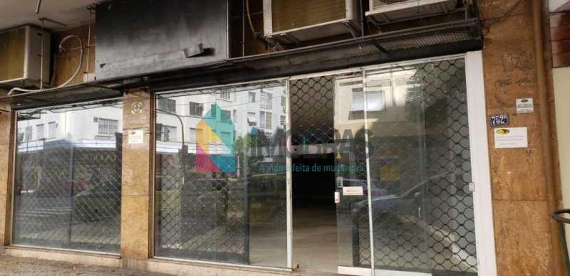B 2 - Loja 224m² para venda e aluguel Copacabana, IMOBRAS RJ - R$ 5.000.000 - CPLJ00154 - 1