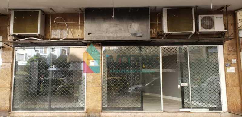 B 9 - Loja 224m² para venda e aluguel Copacabana, IMOBRAS RJ - R$ 5.000.000 - CPLJ00154 - 3