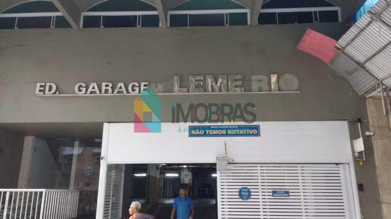 Frente Prédio - Vaga de Garagem à venda Leme, IMOBRAS RJ - R$ 50.000 - CPVG00005 - 12