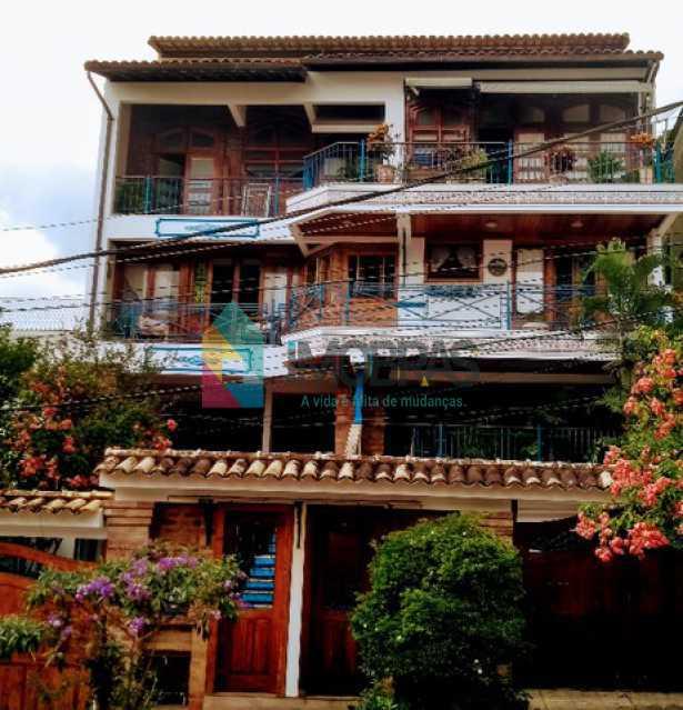 910133410702256 - excelente casa rústica condominio fechado em vila valqueire!!! - CPCN30004 - 1